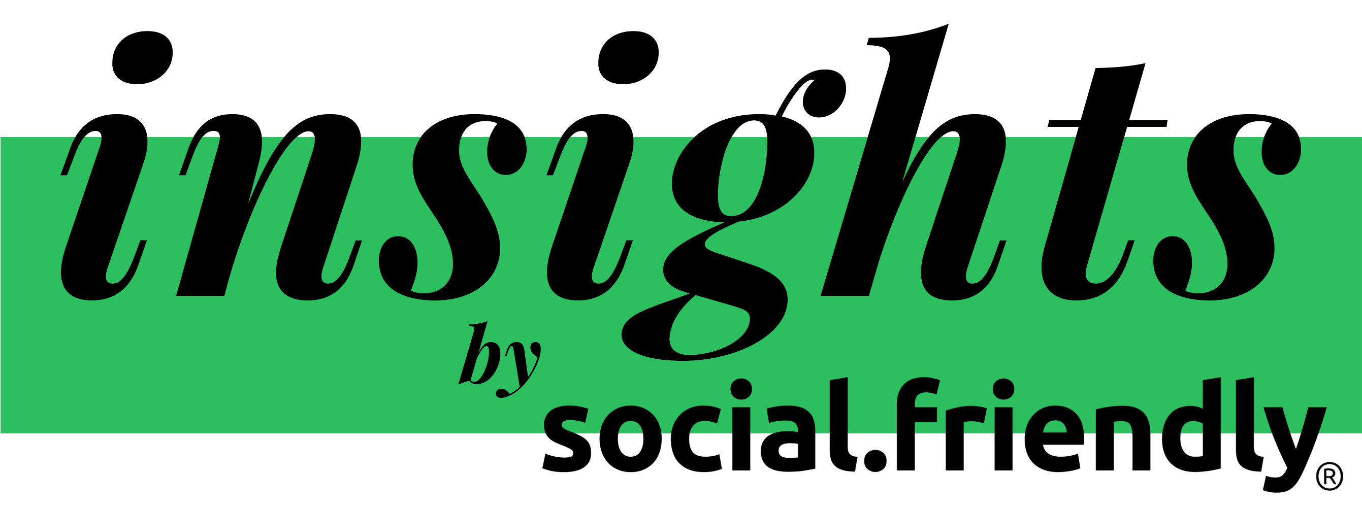 Insights by Social Friendly